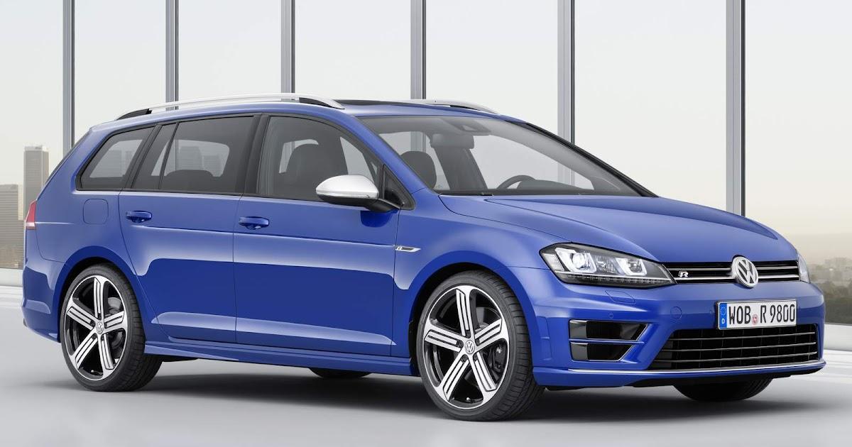 Volkswagen Golf R agora também em versão Station Wagon