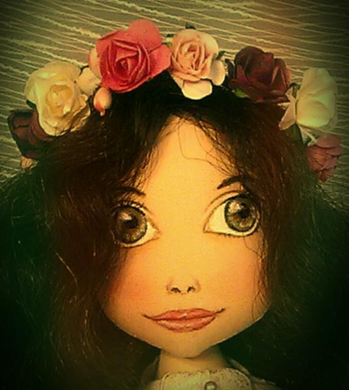 Мастер класс по изготовление портретных кукол