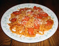 spaghetti philippine style