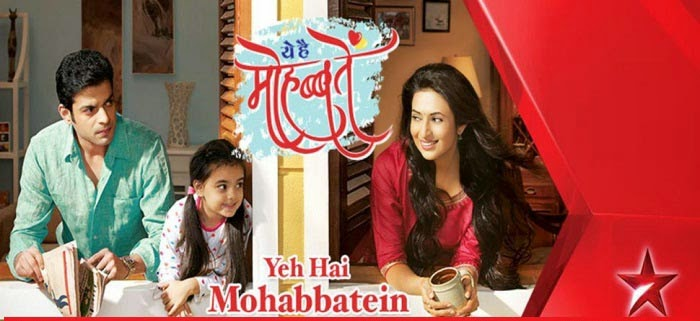 Free Download Yeh Hai Mohabbatein (Promo Song)mp3