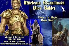 Balder el Bello Mitologia Escandinava