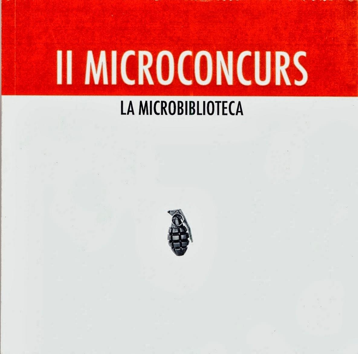 II concurso La microbiblioteca