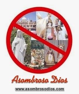 No a la Idolatría