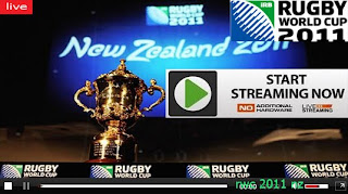 Live Rugby World Cup