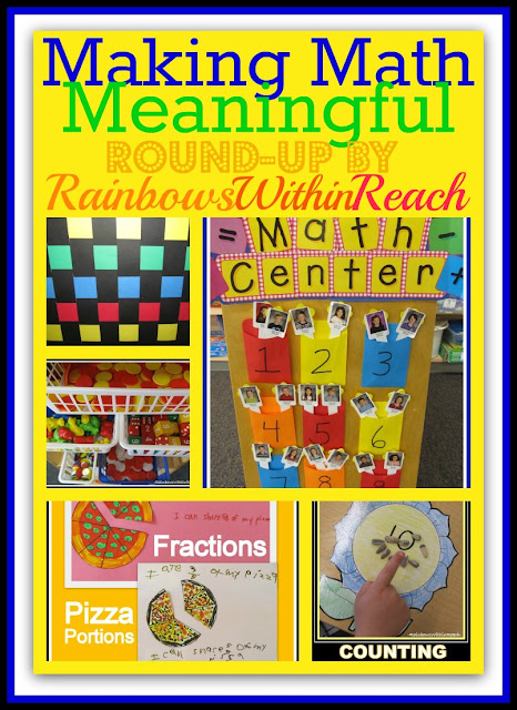Making Math Meaningful: Building a Math Foundation for Young Children at RainbowsWithinReach