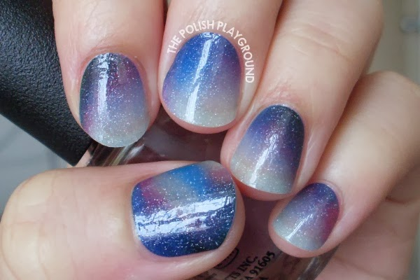 Born Pretty Store Galaxy Nail Wraps