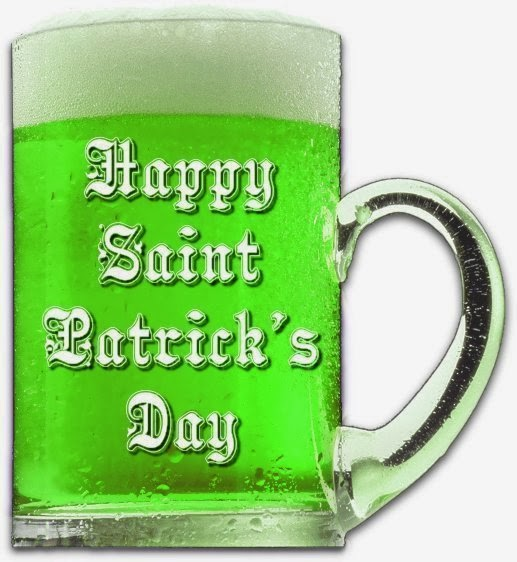 Happy Saint Patrick's Day, part 4