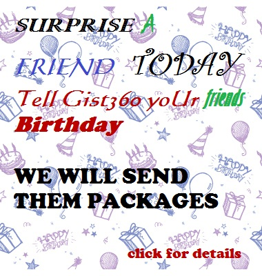 Gist360 Birthday Surprise