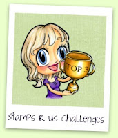 February 2012 - Won top 3 at Stamps Rus