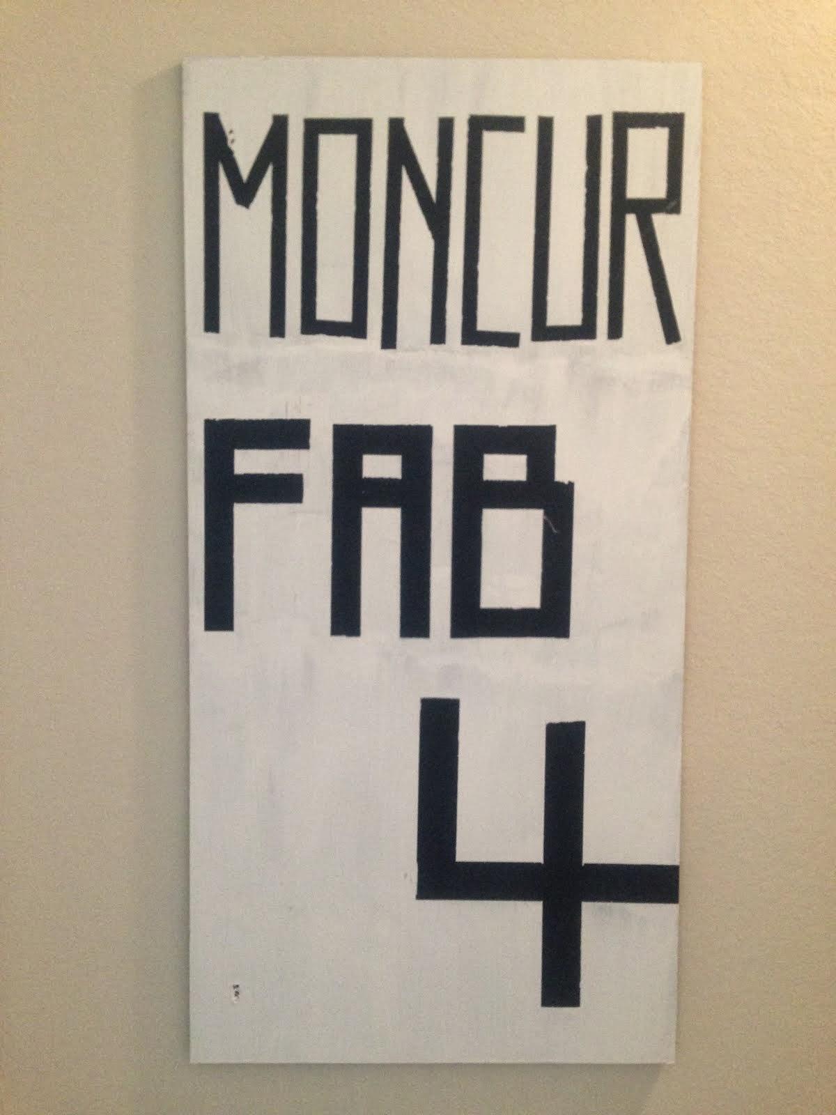 Moncur Fab 4