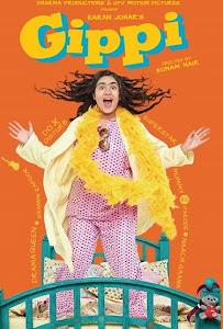 Poster Of Hindi Movie Gippi (2013) Free Download Full New Hindi Movie Watch Online At worldfree4u.com