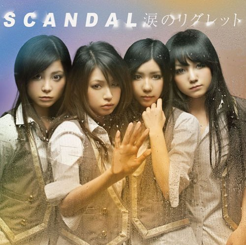 scandal single Namida no Regret - review full album downlad mp3