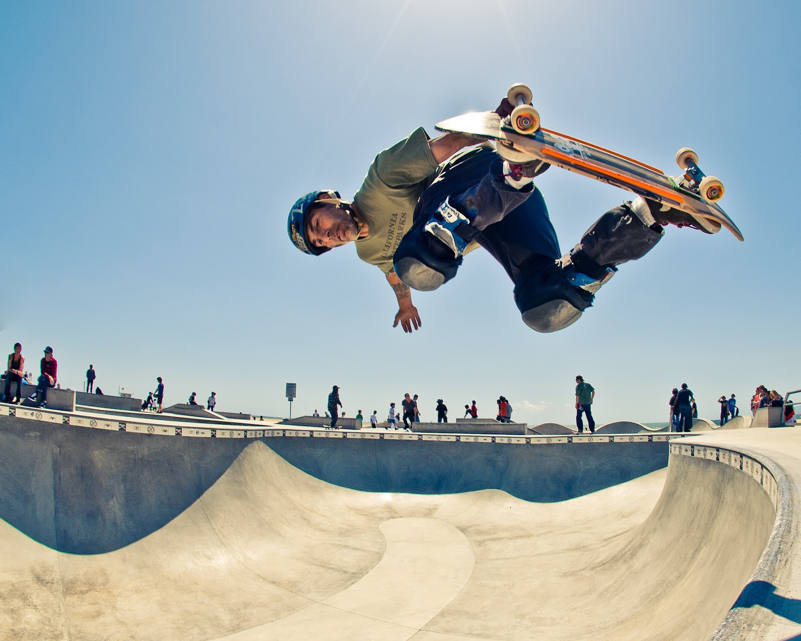 blogtown the venice skatepark a diamond in the rough. Black Bedroom Furniture Sets. Home Design Ideas