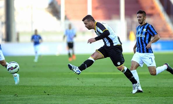 Foto Gol Di Natale (Udinese)
