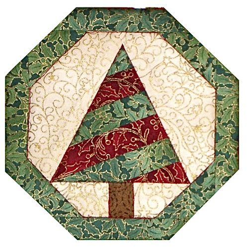 Quilting Christmas Ornaments Patterns : PATTERNS FOR QUILTED CHRISTMAS ORNAMENTS My Quilt Pattern