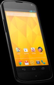 Android Lollipop On Nexus 4