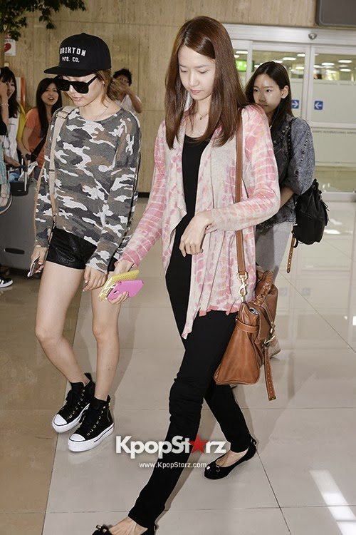 Yoona Airport Fashion The Image Kid Has It