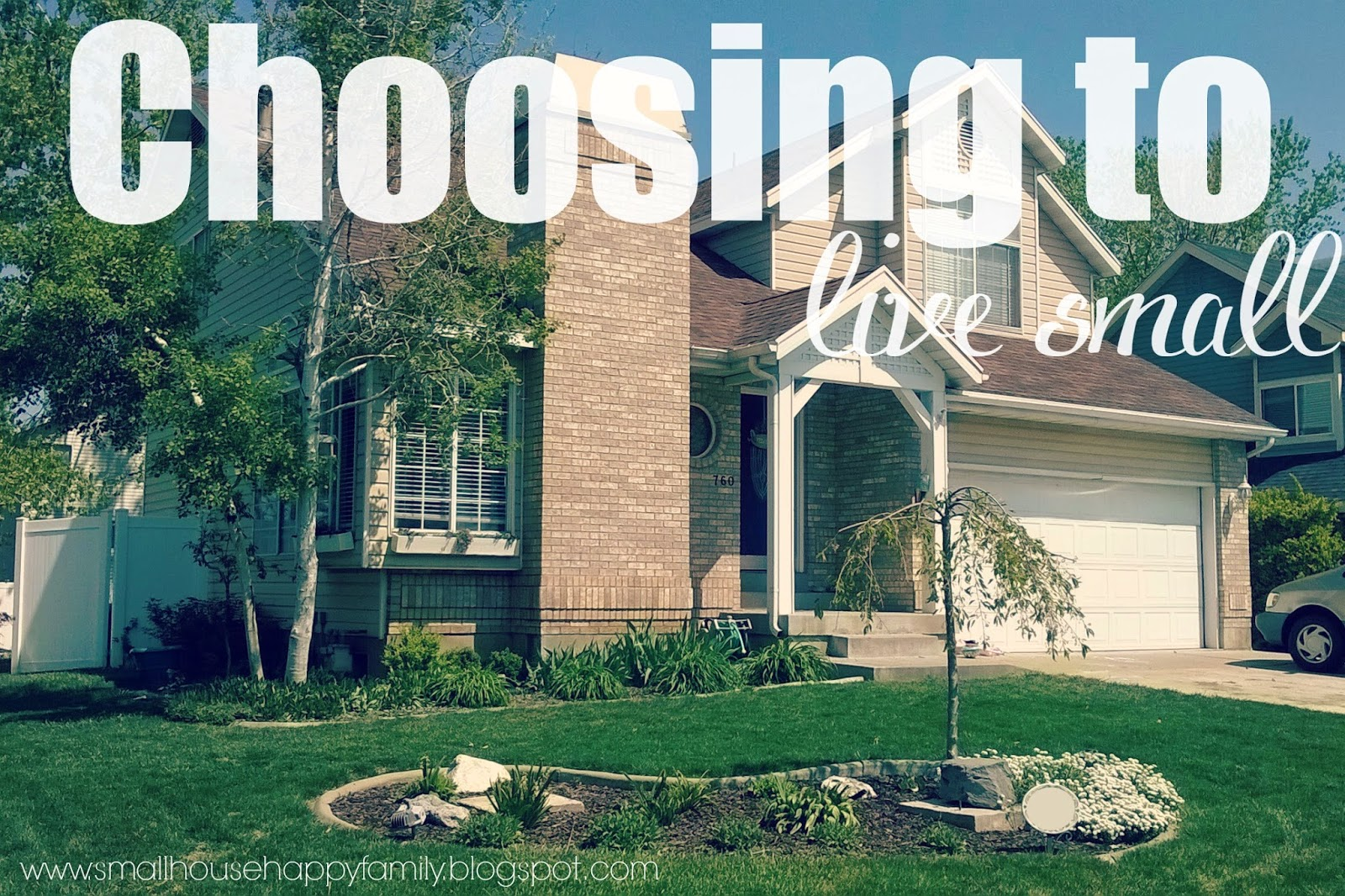#livesmall #fullhousefullhearts www.smallhousehappyfamily.blogspot.com