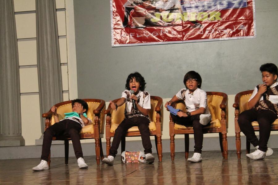 Anggita Moethia Foto Coboy Junior Mng Jogjakarta