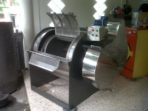 Washer Capsule 30kg