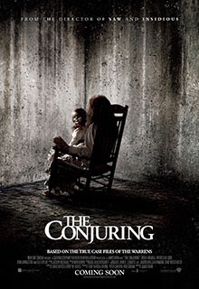 The Conjuring New Movie Poster 2013