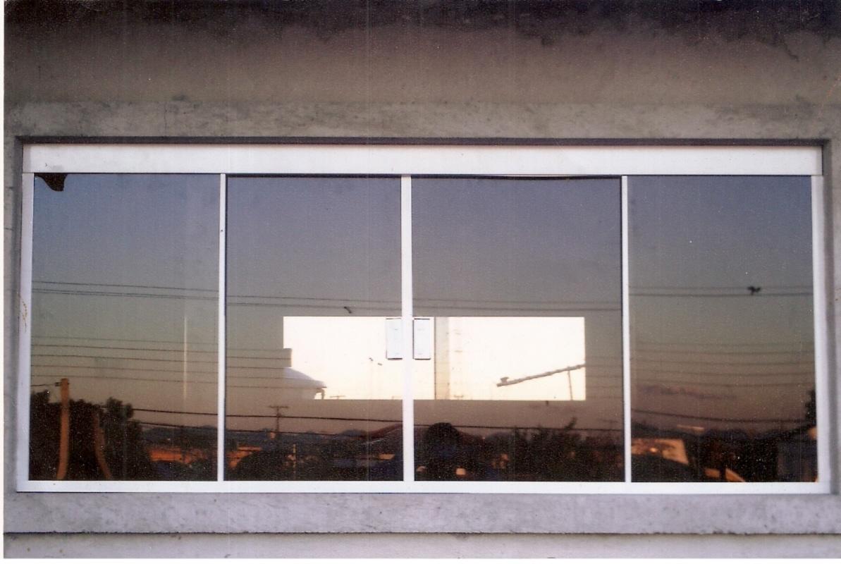 #7A6151 Klein Vidraçaria e Esquadrias de Alumínio: janelas de vidro 8mm 44 Janelas De Vidro De Aluminio