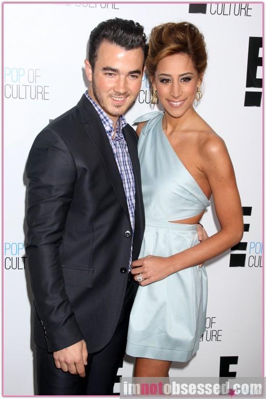 Kevin Jonas & Danielle Feel Baby Pressure » Reality Shows | Kevin Jonas | Danielle Jonas