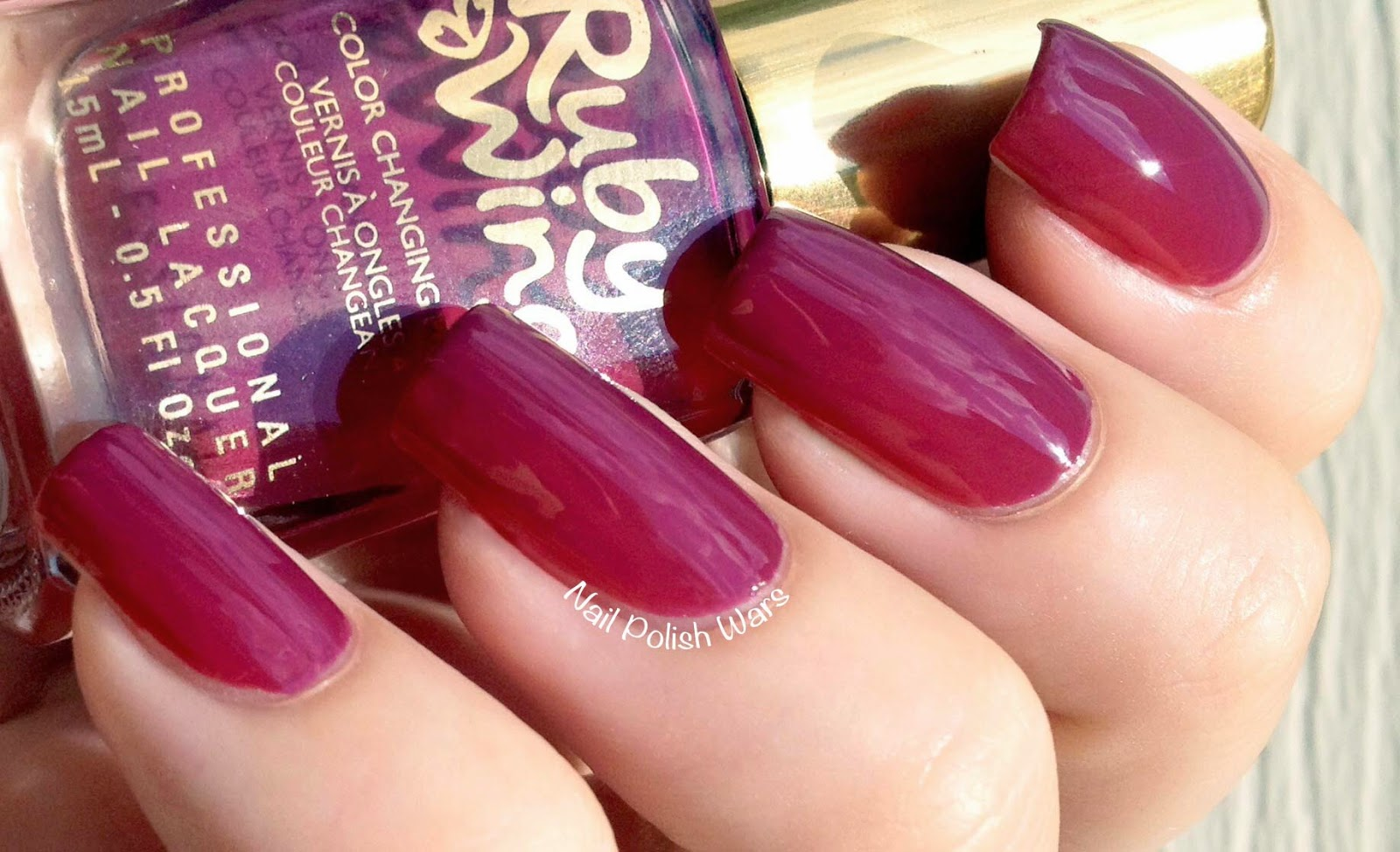 Ruby Wing Wicked West