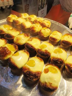 Korean Street Food Egg Bread Myeongdong Seoul