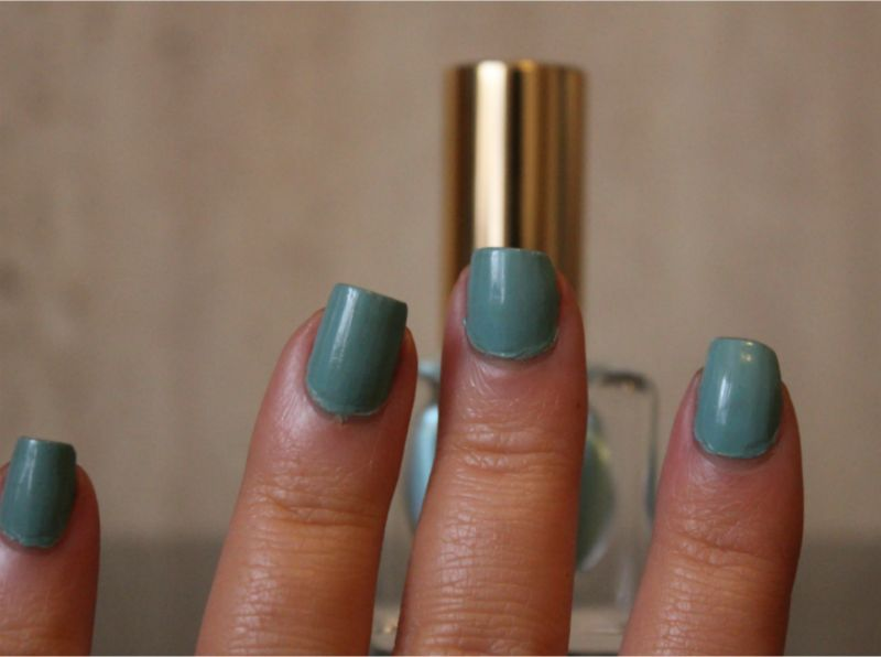 Estee Lauder Pure Color Nail Lacquer in Dilettante - Review | The ...