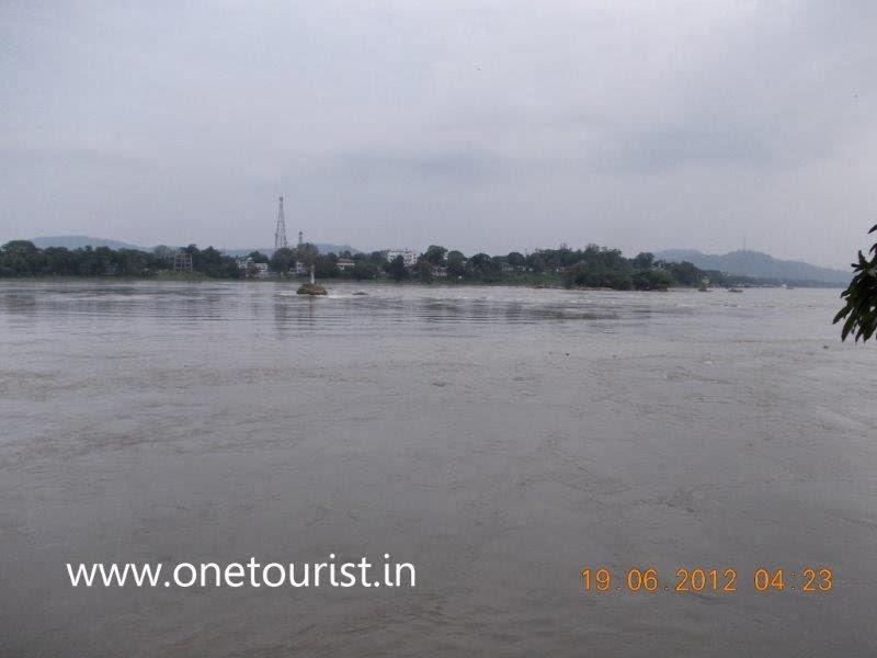 Brahamputra river