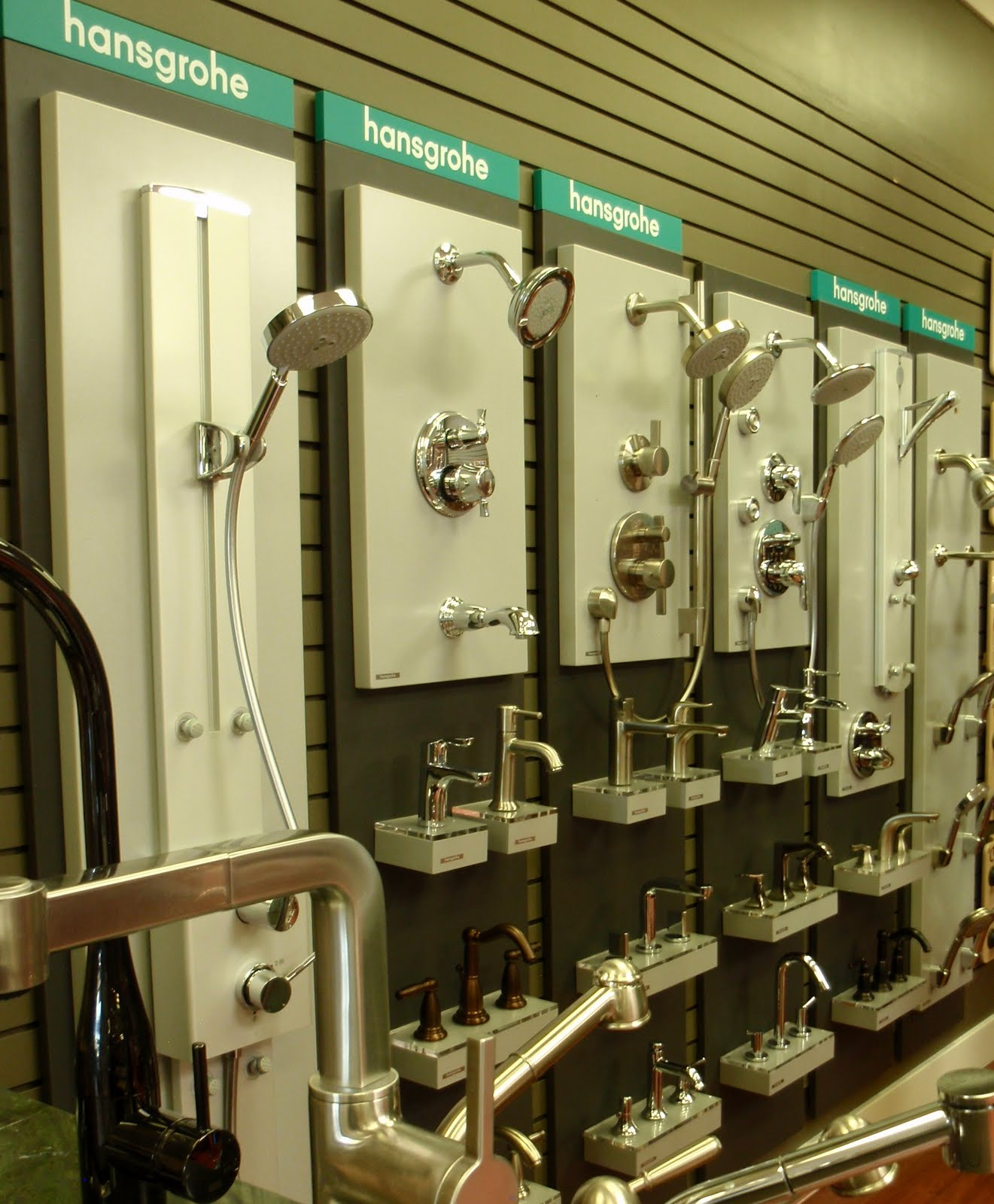 Hooked on Hardware: New Hansgrohe Experts - Now at Belmont Hardware