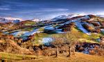 Parque Nacional de los Montes Sibilinos en Italia