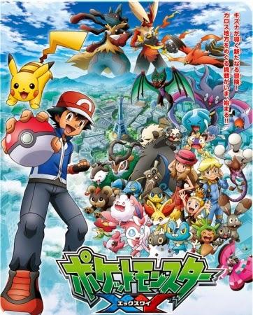 Pokémon Thế Hệ XY