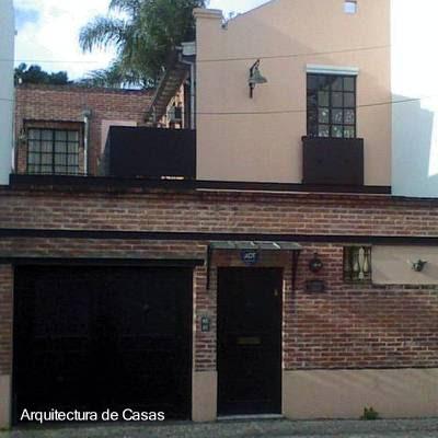 Arquitectura de casas la casa chorizo en el r o de la plata for Casas antiguas reformadas