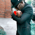 Jim Iyke and son in adorable new photo