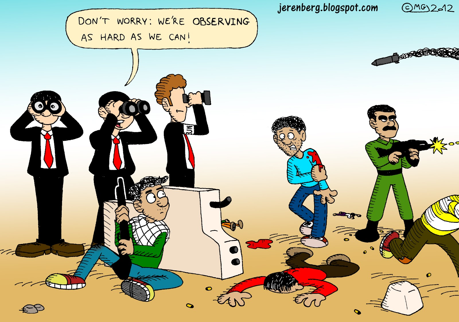 Afbeeldingsresultaat voor lies about Lebanon Syria and Iraq cartoon