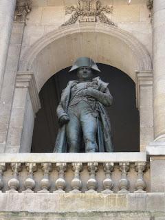 Napoleon Bonaparte estatua