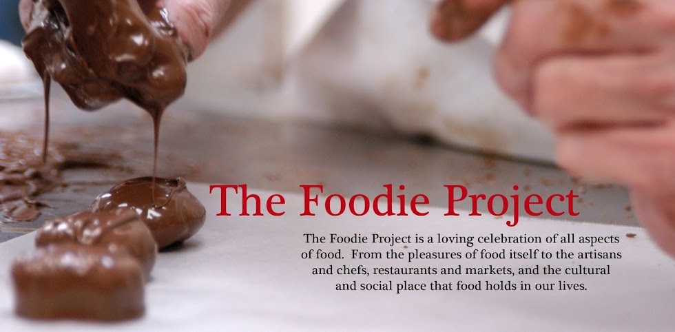 The Foodie Project
