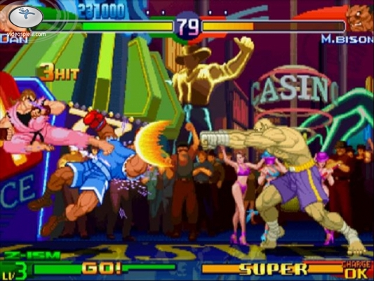 play street fighter 3 online free