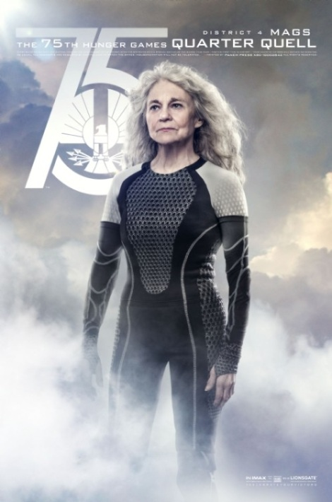 Mags Catching Fire Movie Poster