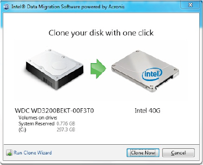 how to clone a disk drive