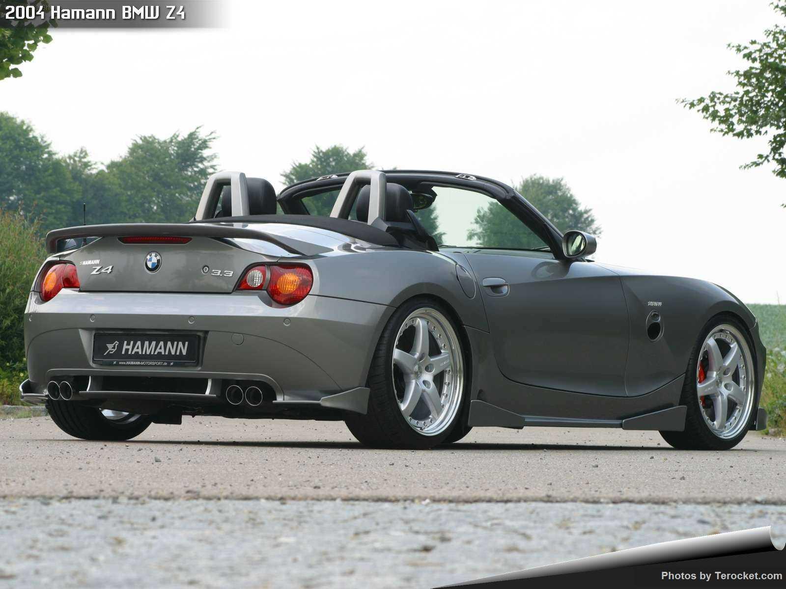 Hình ảnh xe ô tô Hamann BMW Z4 2010 & nội ngoại thất