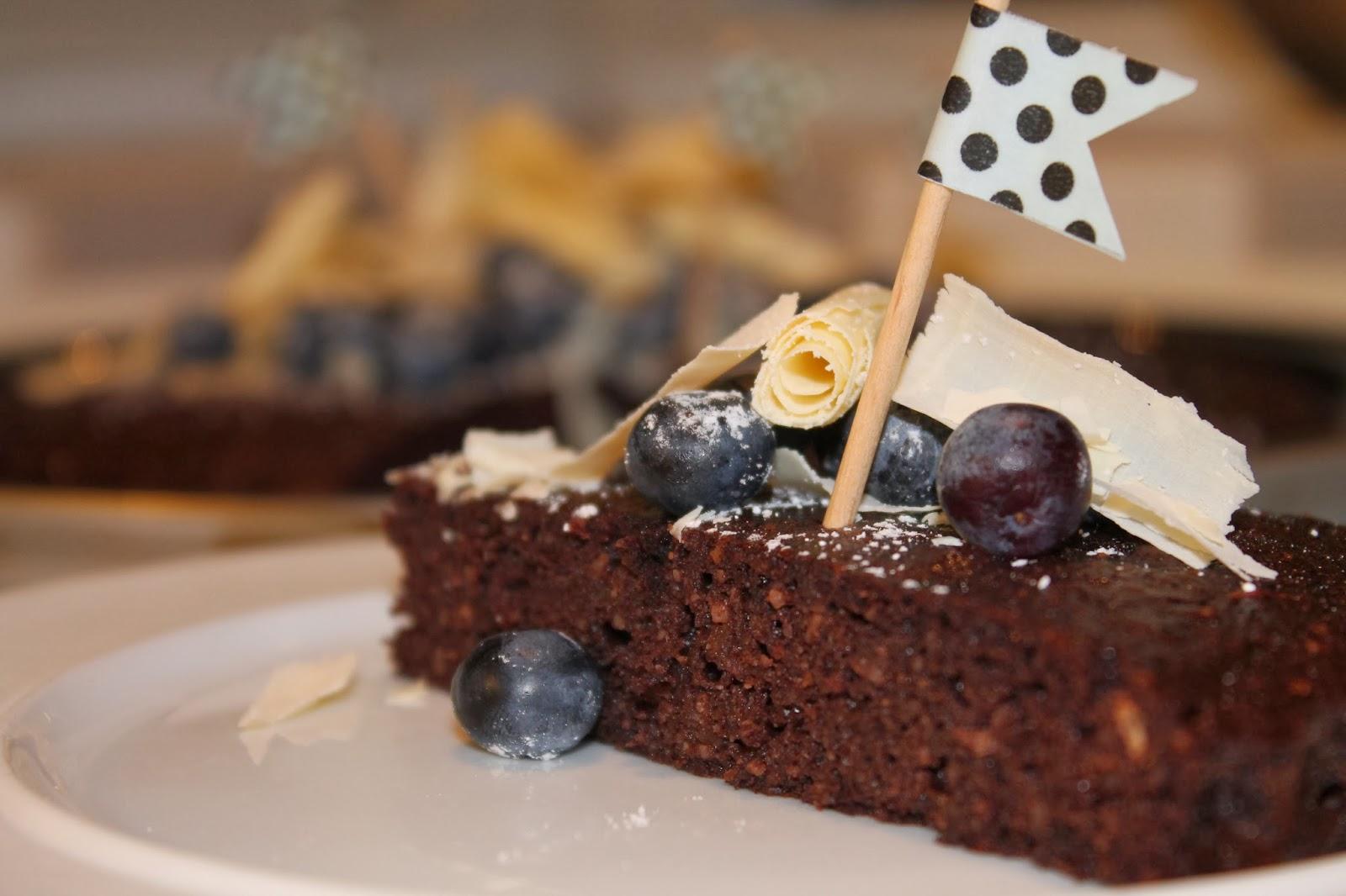 chokoladekage dadler