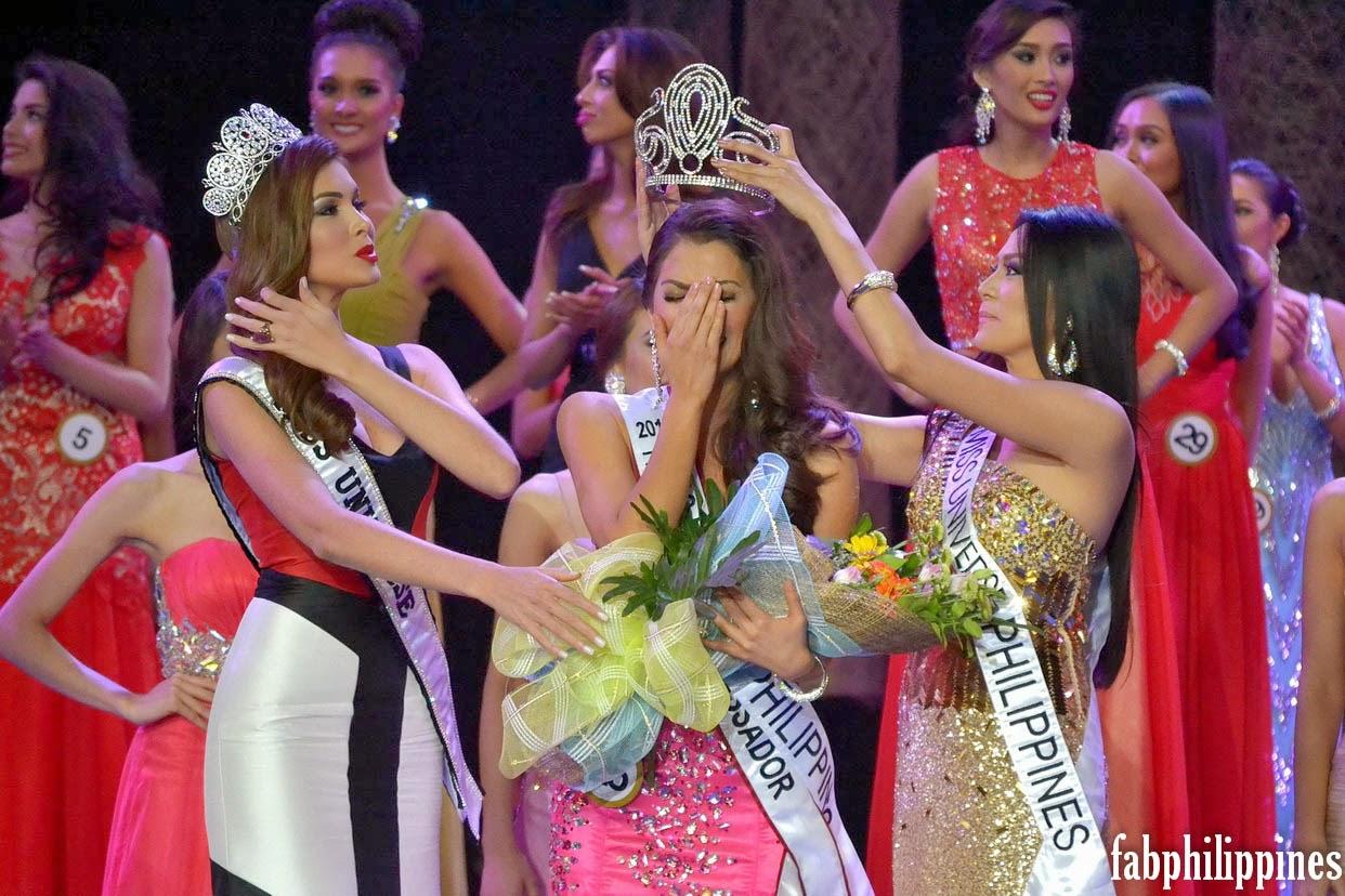 Bb. Pilipinas 2014 2nd Runner Up