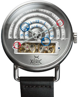 Montre Xeric Silver Halograph Automatic