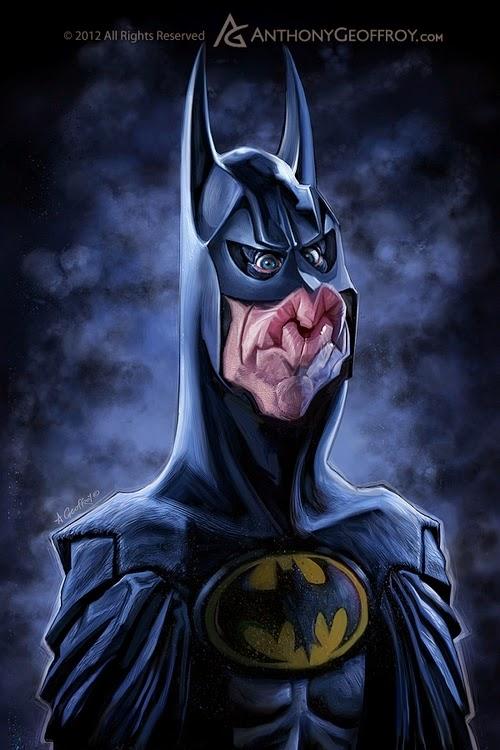 08-Michael-Keaton-Batman-Buce-Wayne-Anthony-Geoffroy-Caricature-Illustrations-Comics-www-designstack-co