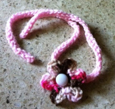 How to Crochet a Baby Headband | LIVESTRONG.COM