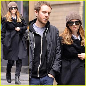 Rooney Mara Boyfriend Charles Mcdowell 2012Rooney Mara Boyfriend