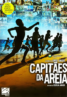 Assistir Filme Capitães da Areia Nacional Online